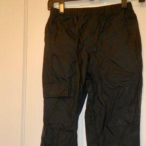 Columbia black pants youth medium